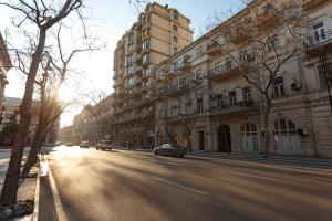 Апартаменты Бульвар с видом на море - фото 25