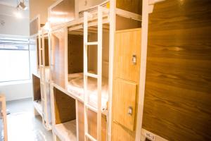 Harbin Hanshe Ziyouyi Hostel Chinese Baroque Branch, Hostels  Harbin - big - 20