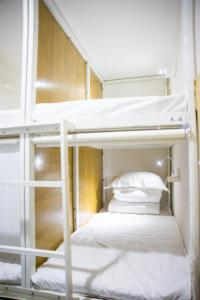 Harbin Hanshe Ziyouyi Hostel Chinese Baroque Branch, Hostels  Harbin - big - 30
