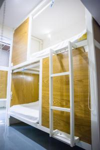 Harbin Hanshe Ziyouyi Hostel Chinese Baroque Branch, Hostels  Harbin - big - 36