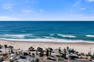 Surfers Beachcomber Resort 1-14 - Surfers Paradise, Queensland, Australia