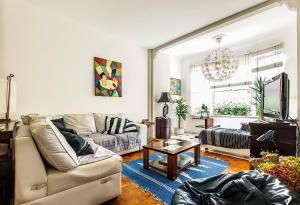 Elegant 3 bedrooms apt in the heart of Copacabana, Ferienwohnungen  Rio de Janeiro - big - 1
