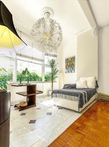 Elegant 3 bedrooms apt in the heart of Copacabana, Ferienwohnungen  Rio de Janeiro - big - 30
