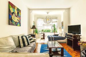 Elegant 3 bedrooms apt in the heart of Copacabana, Ferienwohnungen  Rio de Janeiro - big - 29