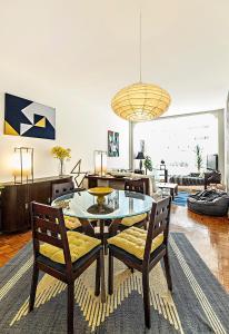 Elegant 3 bedrooms apt in the heart of Copacabana, Ferienwohnungen  Rio de Janeiro - big - 26