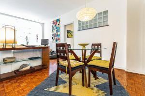 Elegant 3 bedrooms apt in the heart of Copacabana, Ferienwohnungen  Rio de Janeiro - big - 25
