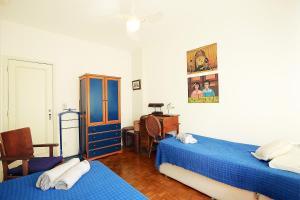 Elegant 3 bedrooms apt in the heart of Copacabana, Ferienwohnungen  Rio de Janeiro - big - 24