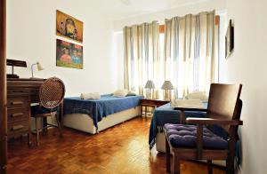 Elegant 3 bedrooms apt in the heart of Copacabana, Ferienwohnungen  Rio de Janeiro - big - 23