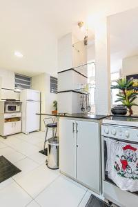 Elegant 3 bedrooms apt in the heart of Copacabana, Ferienwohnungen  Rio de Janeiro - big - 21