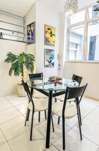 Elegant 3 bedrooms apt in the heart of Copacabana, Ferienwohnungen  Rio de Janeiro - big - 18