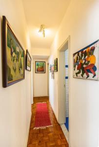 Elegant 3 bedrooms apt in the heart of Copacabana, Ferienwohnungen  Rio de Janeiro - big - 11