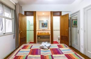 Elegant 3 bedrooms apt in the heart of Copacabana, Ferienwohnungen  Rio de Janeiro - big - 6