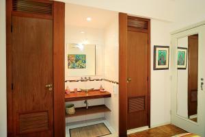 Elegant 3 bedrooms apt in the heart of Copacabana, Ferienwohnungen  Rio de Janeiro - big - 5