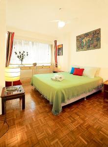 Elegant 3 bedrooms apt in the heart of Copacabana, Ferienwohnungen  Rio de Janeiro - big - 8