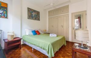 Elegant 3 bedrooms apt in the heart of Copacabana, Ferienwohnungen  Rio de Janeiro - big - 7