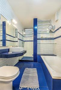 Elegant 3 bedrooms apt in the heart of Copacabana, Appartamenti  Rio de Janeiro - big - 4