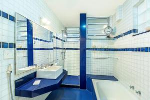 Elegant 3 bedrooms apt in the heart of Copacabana, Appartamenti  Rio de Janeiro - big - 14