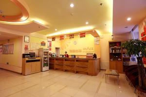 Grace Inn Jinan Lishan Road Branch, Проживание в семье  Цзинань - big - 11
