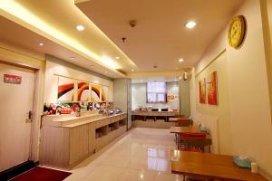Grace Inn Jinan Lishan Road Branch, Проживание в семье  Цзинань - big - 12