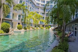 Avenue Residence condo by Liberty Group, Apartments  Pattaya Central - big - 88