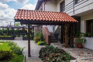 Casa Vanatoreasca, Penzióny  Mogoşoaia - big - 13