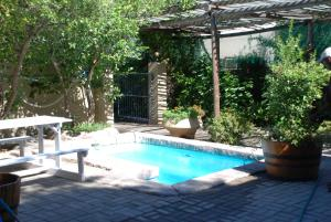 86 on Langenhoven Bed & Breakfast, Bed & Breakfasts  Oudtshoorn - big - 23