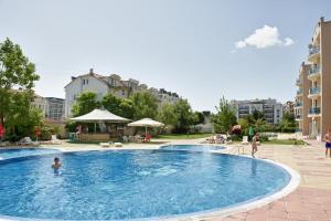 Bulgarienhus Semiramida Garden Apartments, Appartamenti  Sunny Beach - big - 12