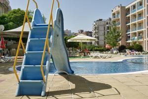 Bulgarienhus Semiramida Garden Apartments, Appartamenti  Sunny Beach - big - 14
