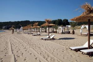 Bulgarienhus Semiramida Garden Apartments, Appartamenti  Sunny Beach - big - 17