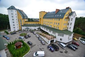 Отель Верховина - фото 4
