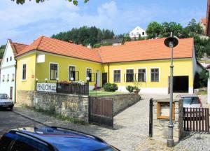 Penzion Kolbl, Guest houses  Český Krumlov - big - 37