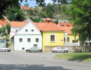 Penzion Kolbl, Guest houses  Český Krumlov - big - 35