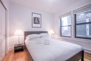 One-Bedroom on Warrenton Street Apt 19, Apartments  Boston - big - 9