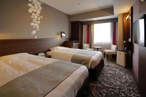 Hotel Monte Hermana Fukuoka, Hotel  Fukuoka - big - 18