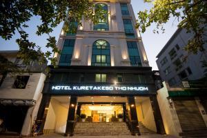 Hotel Kuretakeso Tho Nhuom 84, Hotel  Hanoi - big - 144