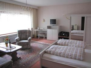 Hotel Harzer am Kurpark, Penziony  Bad Herrenalb - big - 3