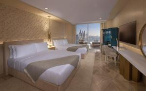 Luxe Sea View Twin Room