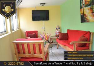 Hotel Rey de Reyes, Szállodák  Managua - big - 20