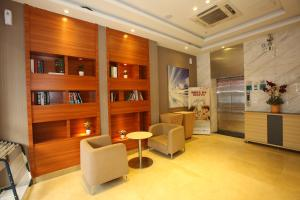 City Comfort Inn Yongtai Subway Station, Отели  Гуанчжоу - big - 3