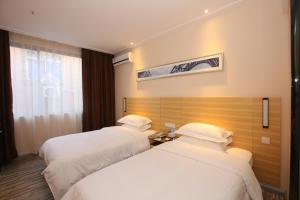 City Comfort Inn Yongtai Subway Station, Отели  Гуанчжоу - big - 5