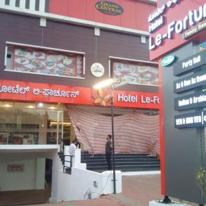 Hotel Le Fortune