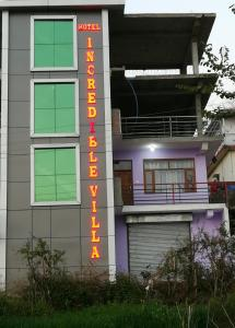 Hotel Incredible Villa