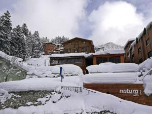 Отель Natura Lodge Hotel, Яйла-Айдер