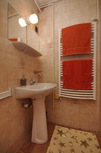 Milán Apartman-Gyula, Appartamenti  Gyula - big - 11