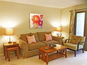 Kihei Resort 129 - One Bedroom Condo, Апартаменты  Кихеи - big - 3