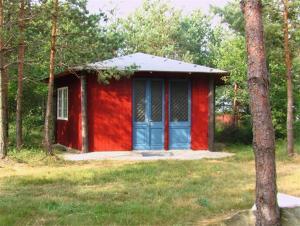 Alva Stugby, Dovolenkové parky  Hemse - big - 37