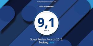 Folk Apartment, Appartamenti  Cracovia - big - 16
