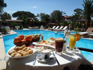 Vergos Hotel, Апарт-отели  Вурвуру - big - 118