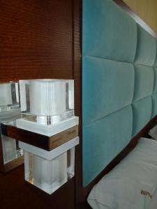 Vergos Hotel, Апарт-отели  Вурвуру - big - 56