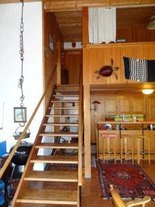 Chalet Regula, Prázdninové domy  Quinten - big - 9